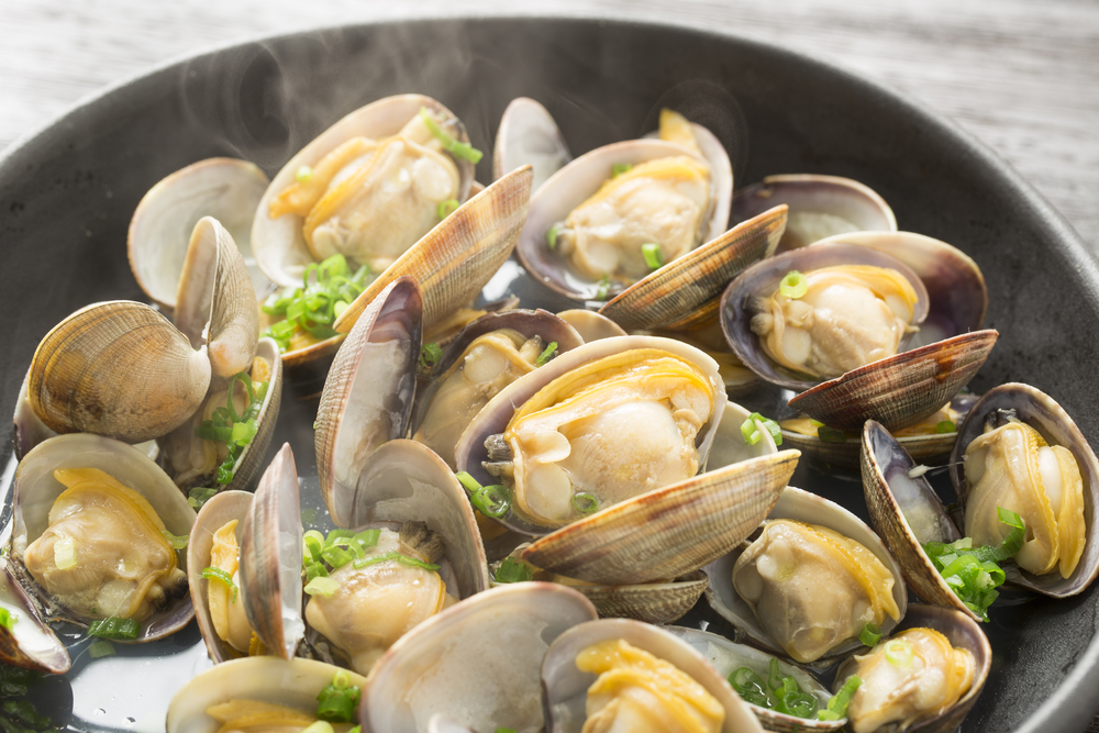Maryland Clams, Baltimore Fresh Clams
