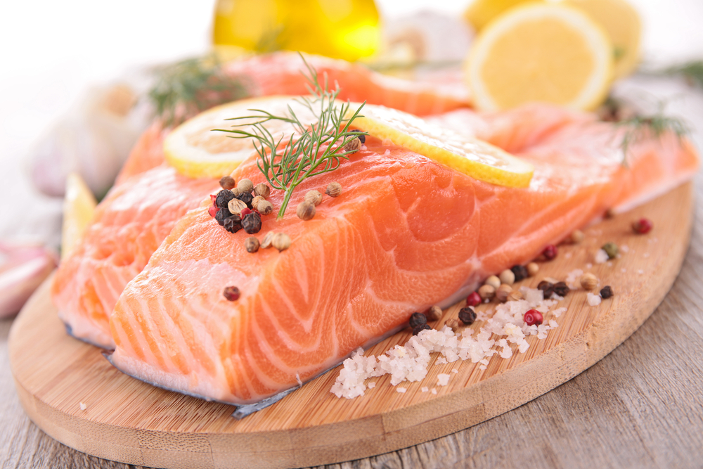 Maryland Salmon, Baltimore Fresh Salmon